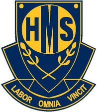 Muswellbrook High School logo